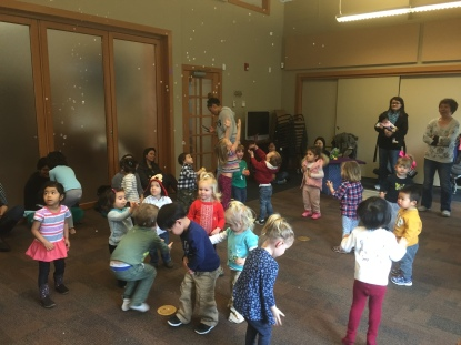 Playgroup i Blakely Hall